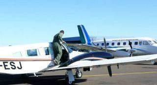 Paciente perde transplante de rim porque Reinaldo usou avião do Governo de MS em viagem a SP