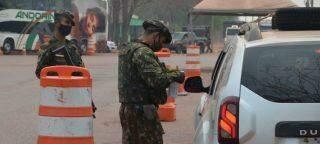 Policias e forças armadas deflagram a 12º Operação Ágata na cidade de Corumbá