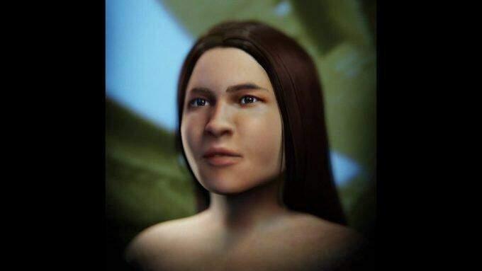 Indígena que viveu há 2 mil anos no Brasil tem rosto reconstituído