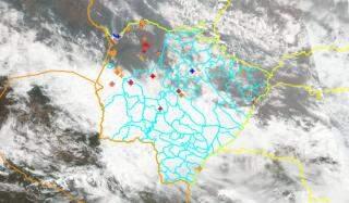 Chuva alivia e focos de queimadas têm redução de 46% em Mato Grosso do Sul