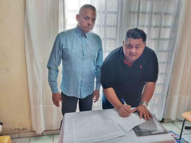 PMN lança chapa pura e indica Jeferson Bezerra como candidato em Dourados
