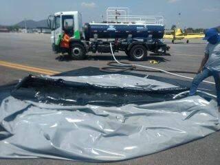 Mais duas aeronaves são enviadas para ajudar no combate aos incêndios no Pantanal