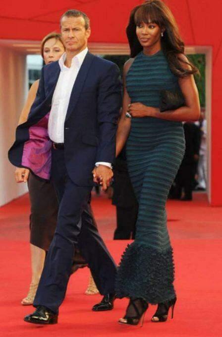 Naomi Campbell é processada por ex-namorado russo bilionário