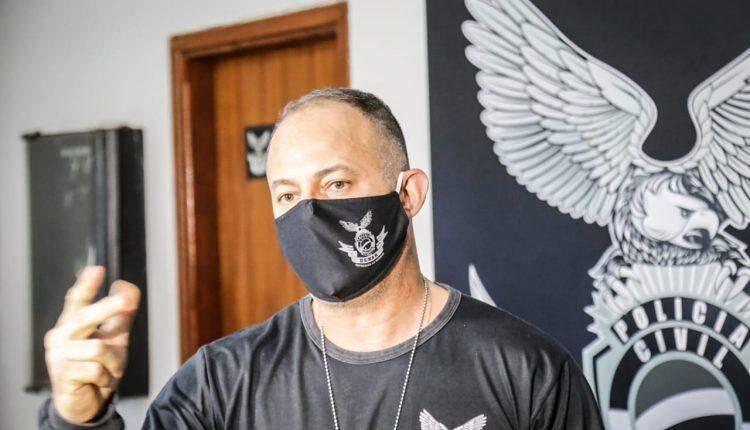 Com laboratório de cocaína em casa, traficante que fazia delivery é preso em Campo Grande