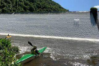 Atletas de MS ganham ouro e prata em competição de canoagem no Rio Grande do Sul