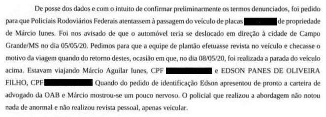 PF flagrou irmão de Marcelo Iunes em 'coleta e distribuição' de propina da Prefeitura de Corumbá