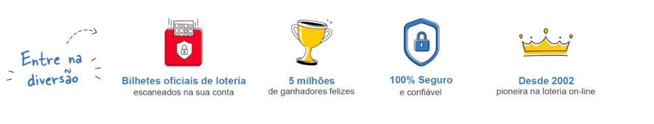 É assim que os brasileiros podem jogar para ganhar umprêmio deUS$ 127 milhões em umJackpotamericano