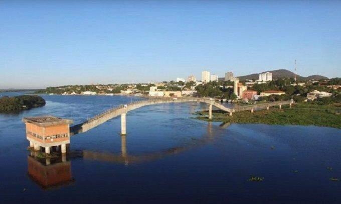 Nível negativo: Rio Paraguai atinge menor altura dos últimos 47 anos em MS