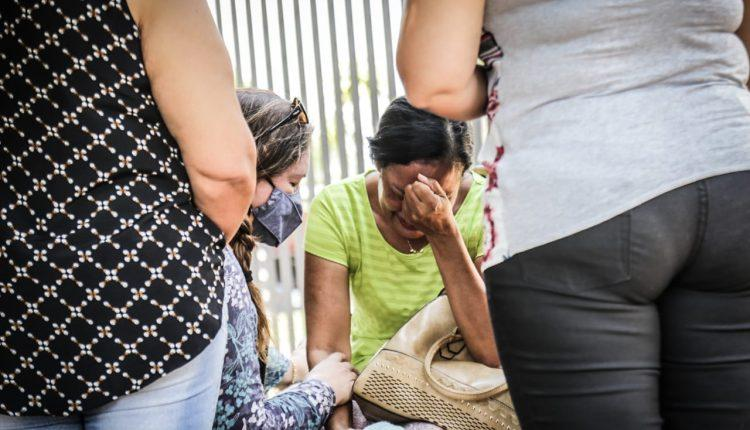 'Precisa ver o sofrimento que causou', diz mãe ao procurar advogado que atropelou policial