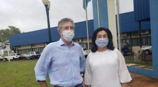 'Vamos continuar trabalhando', diz Zauith sobre afastamento de Reinaldo com denúncia no STJ