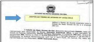 Conselheiro do TCE-MS deixou mandato de deputado federal para 'operar' esquema de Reinaldo na Sefaz-MS, diz MPF