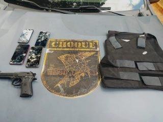 Polícia prende dupla do 'Gol branco', acusada de cometer série de roubos em Campo Grande
