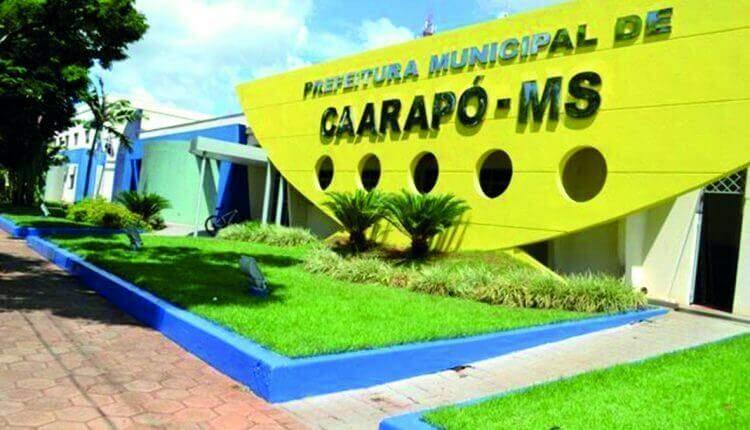Prefeitura de Caarapó, Caarapó, Licitação, TCE-MS, Combustíveis