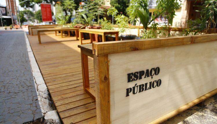 Prefeitura encerra teste com intervenções no corredor gastronômico da José Antônio
