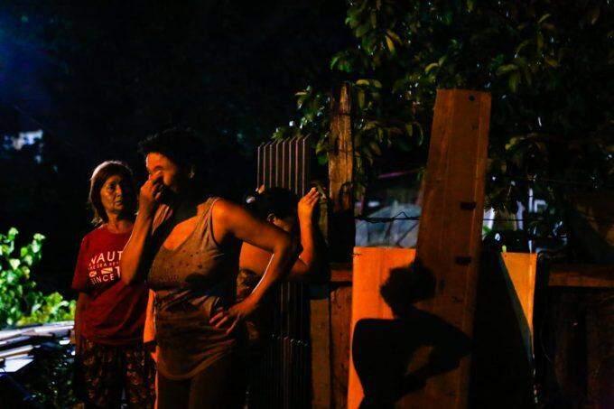 Tio e dois sobrinhos desapareceram em córrego durante temporal em Campo Grande