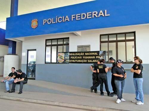Polícia Federal, Corumbá, MS