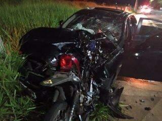 Morta em acidente com BMW em Campo Grande era técnica de enfermagem de 40 anos