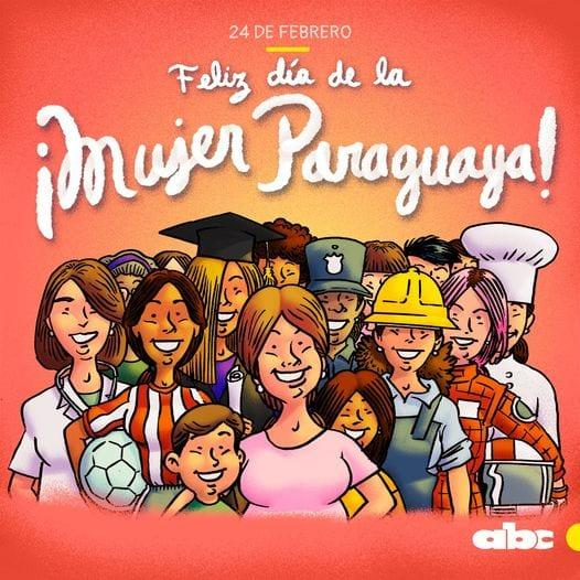Por que o Dia da Mulher Paraguaia é comemorado em 24 de fevereiro?