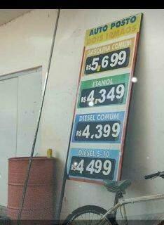 Prepare o bolso: MS tem gasolina a R$ 5,69 e terá novo reajuste a partir desta quinta, avisa Sinpetro