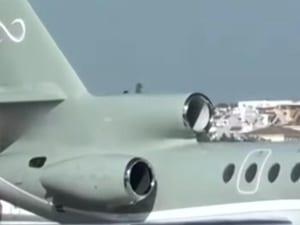 Antes de abandonar R$ 73 milhões em van, ex-major de MS comprou empresa aérea para fugir